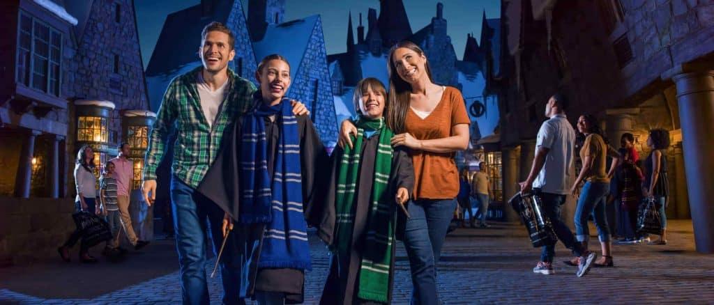 Potter_Family_night