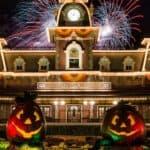 Mickey's Not-So-Scary Halloween Party Night