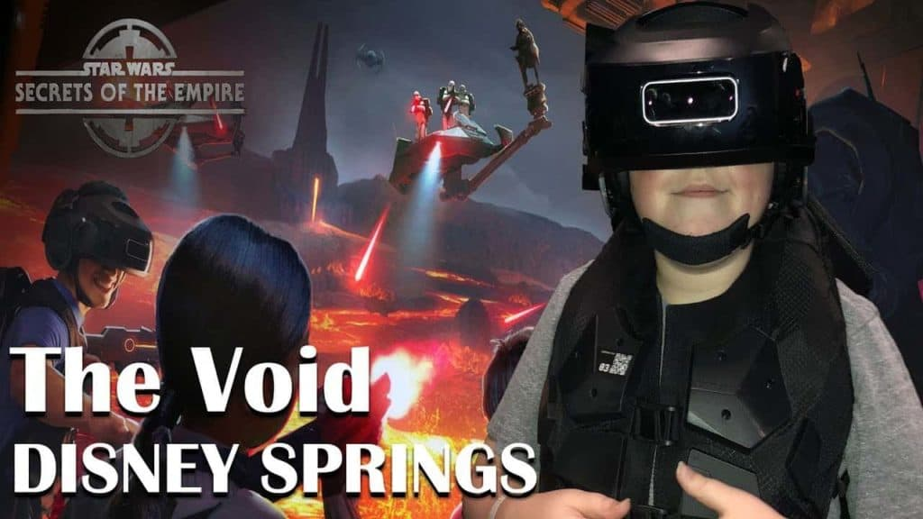 Star Wars Secrets of the Empire Hyper-Reality Experience Now at Disney Springs