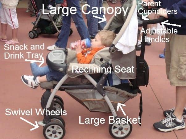 Disney-Stroller