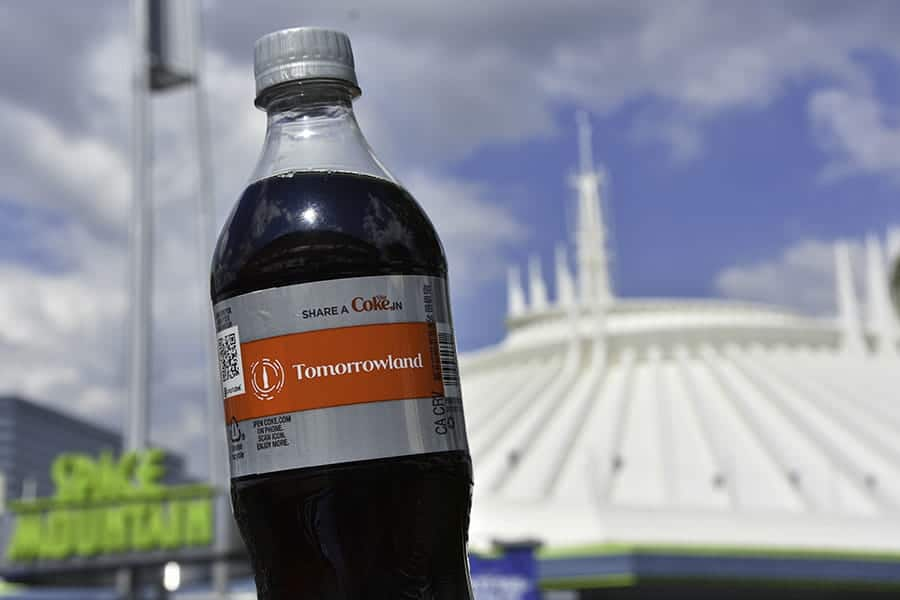 soda disney world