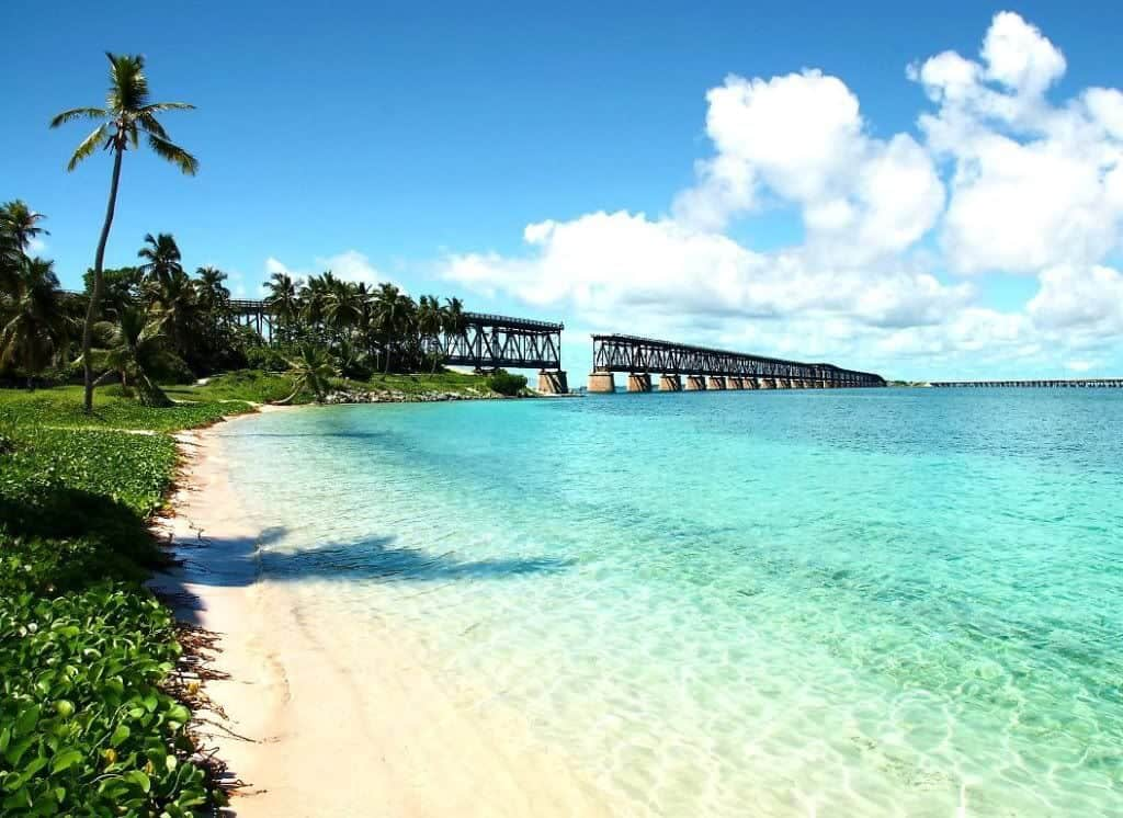 Bahia Honda State Park las mejores playas de la florida