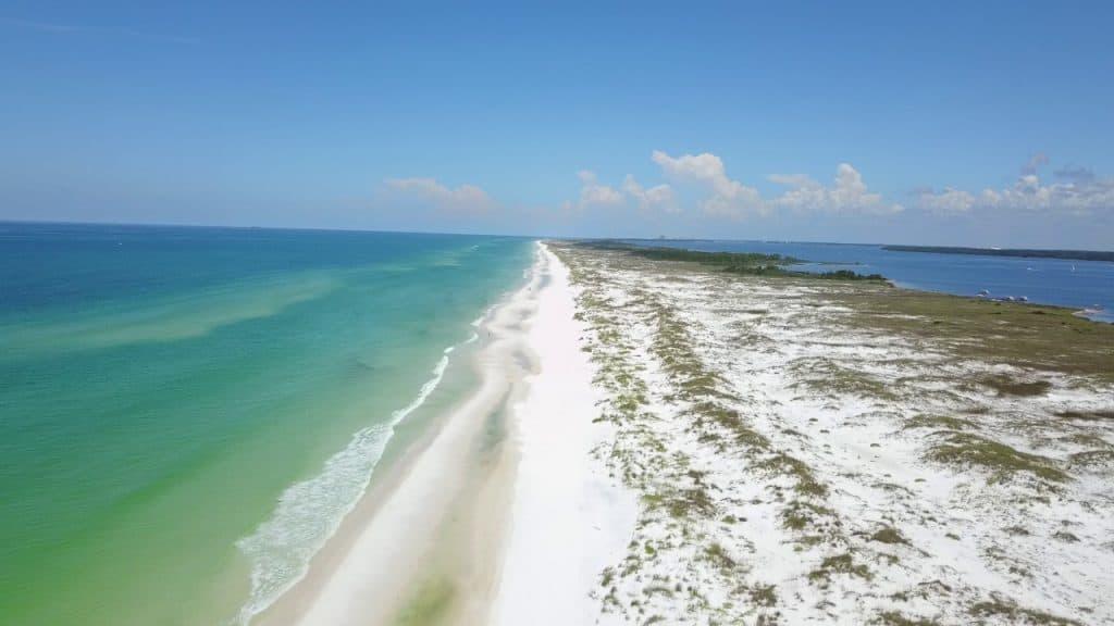 Panama City las mejores playas de la florida