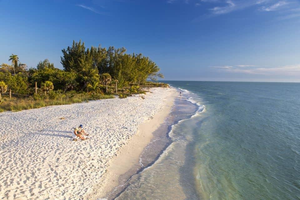Sanibel Island las mejores playas de la florida
