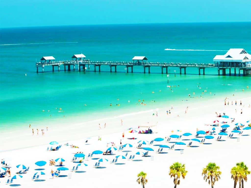 clearwater_beach playas en florida