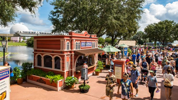 Epcot International Food & Wine Festival 1