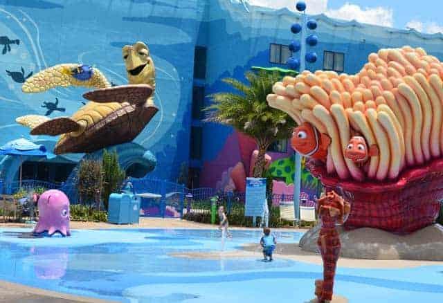 5 Mejores Piscinas En Hoteles En Disney World