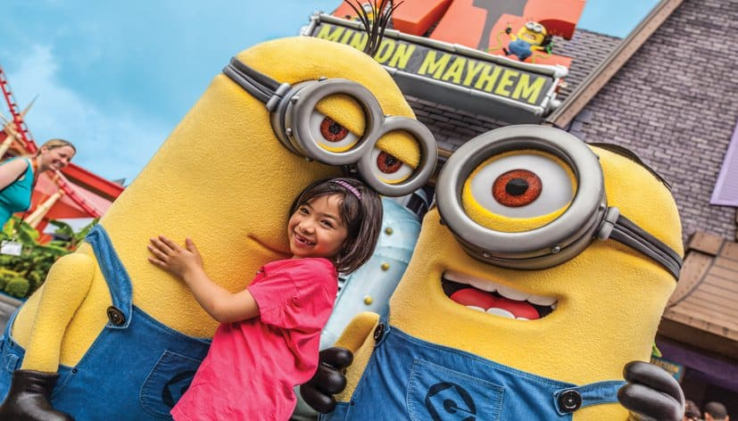 minions_and_girl