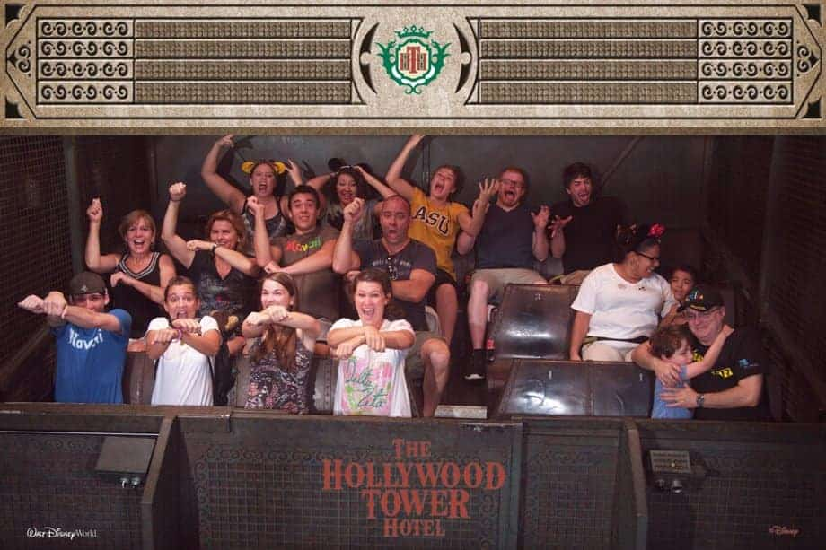 tower of terror kids