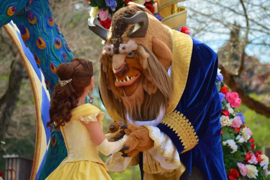 Beauty and the Beast Singalong