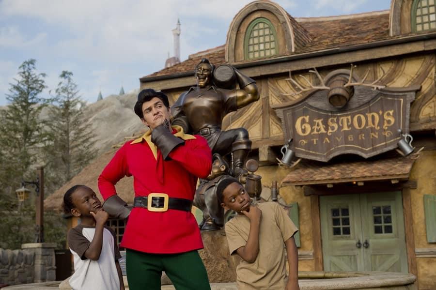 Gaston Fantasyland