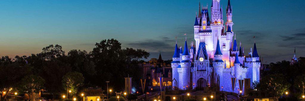 cinderella castle mk