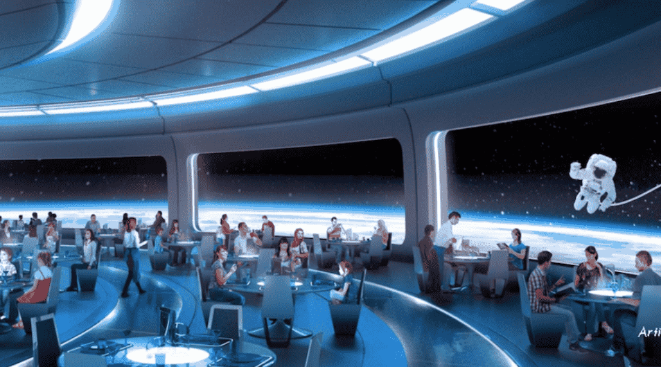 epcot space restaurant