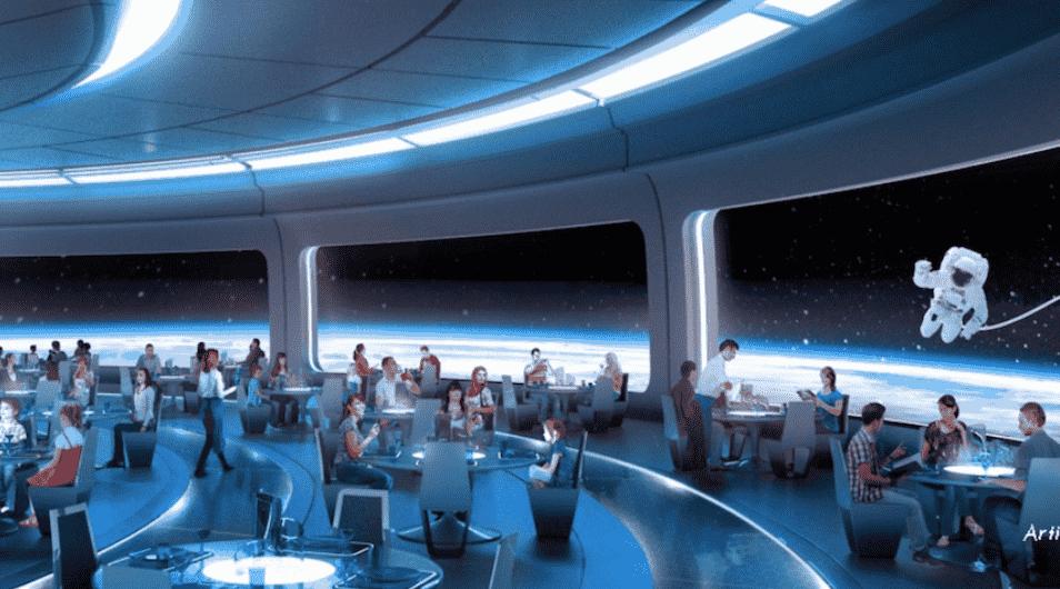 epcot space restaurant