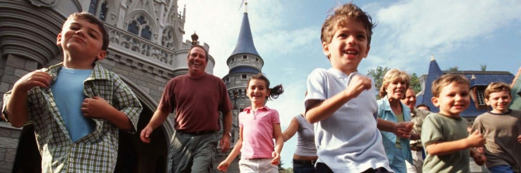 familia feliz magic kingdom