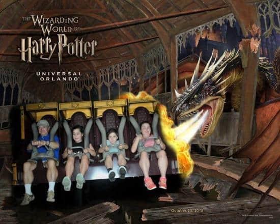 5 Mejores Atracciones De Harry Potter En Universal Studios Florida