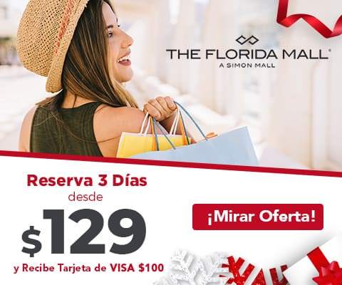 Personas comprando en Florida Mall_ESP