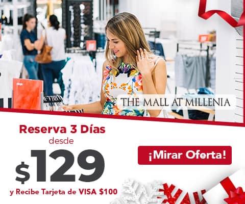 Personas comprando en Millenia Mall_ESP