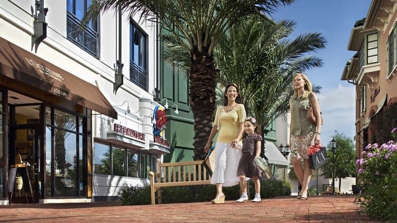 Pointe Orlando compras