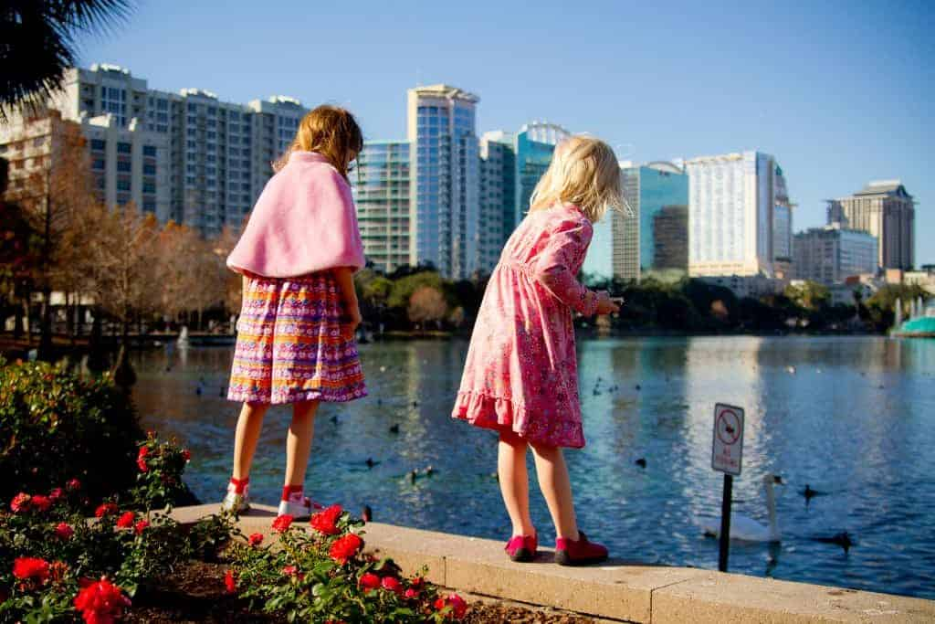 lake eola kids