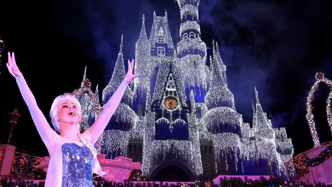 A Frozen Holiday Wish