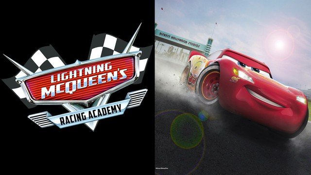 lighting mcqueen racing academy