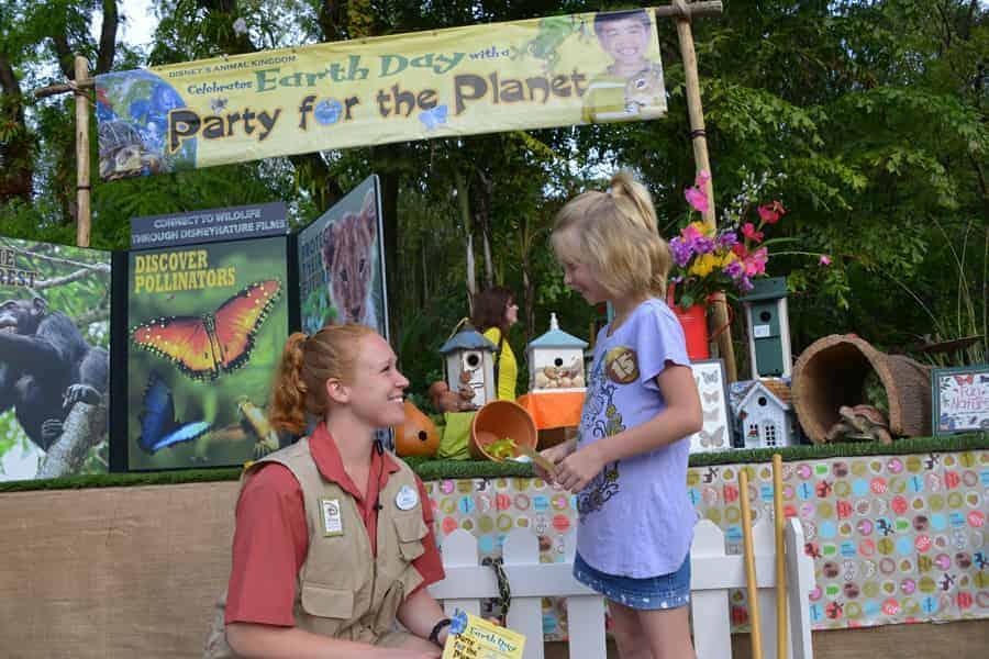 Earth Day Disney Animal Kingdom