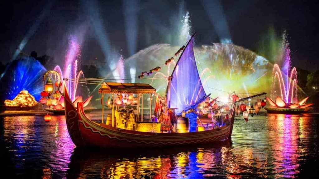Rivers of Light