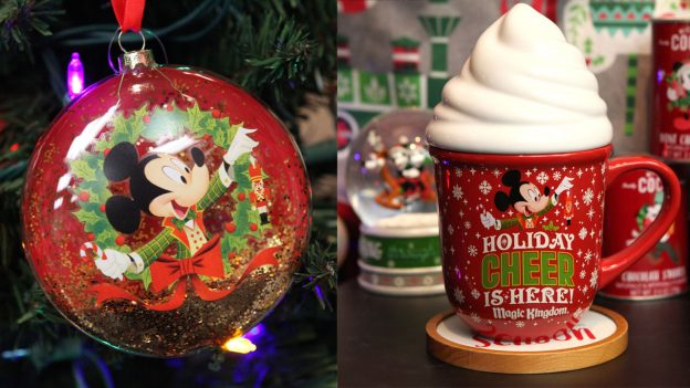 disney christmas merchandise