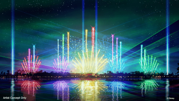 Epcot Forever