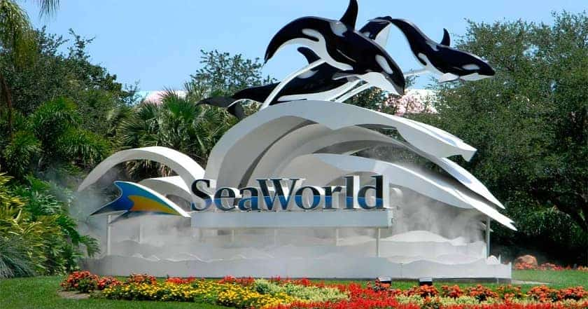 seaworld orlando entrance