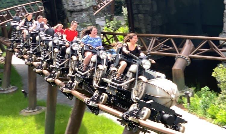Hagrid-Roller-Coaster