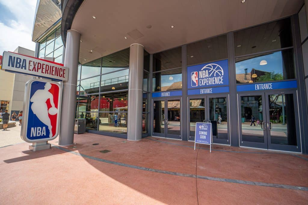 nba-store-disney-springs