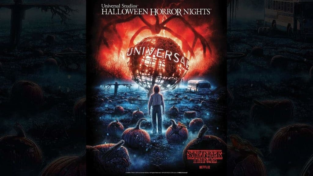 stranger things hhn