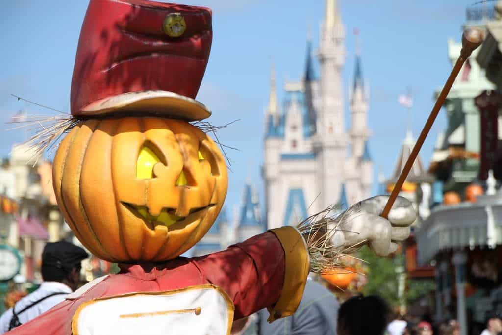 october disney world