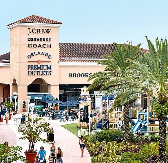 Orlando Premium Outlets en International Drive
