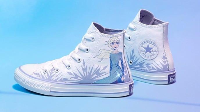 Disney Frozen 2 Converse