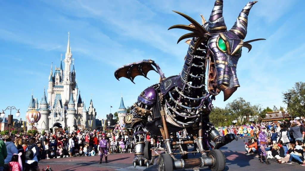 Festival of Fantasy Parade
