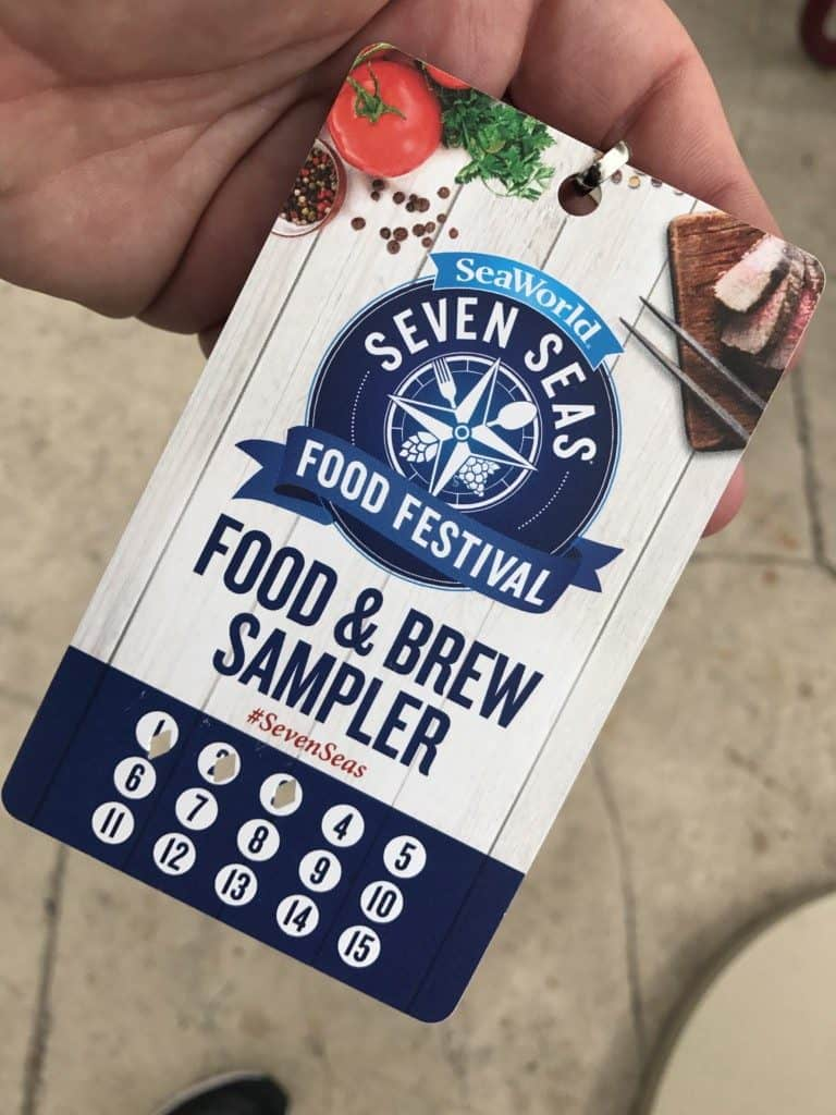 lanyard-sampling-seven-seas-food-festival-seaworld