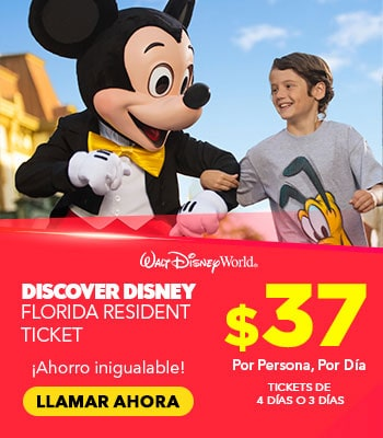Florida Resident Discovery Disney