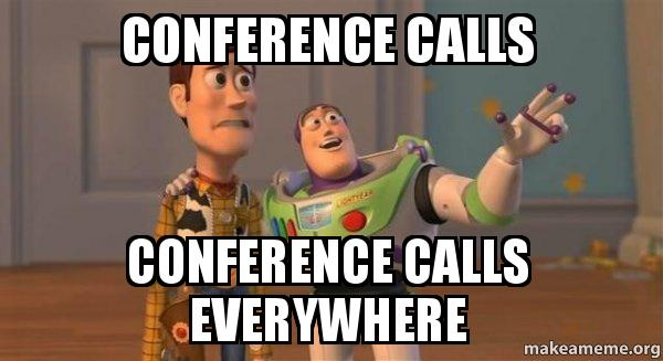 conference calls conference