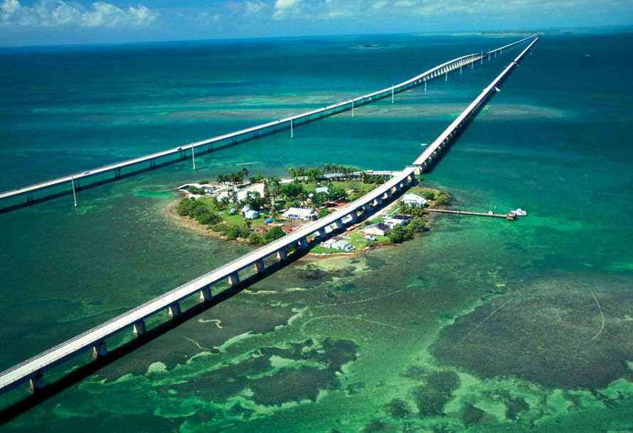 florida keys most scenic roads