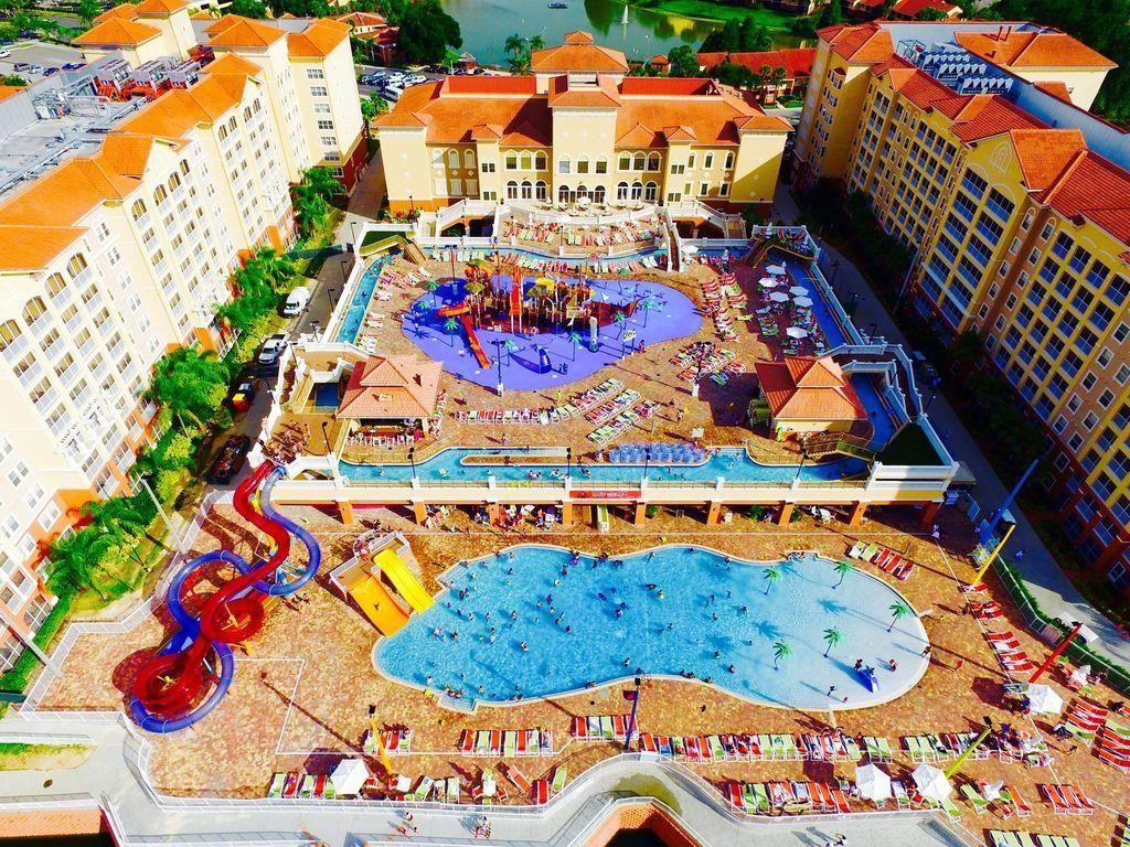 westgate villas aerial