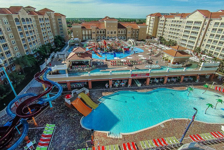 wg villas pool